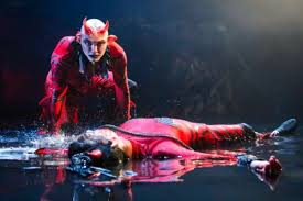 Caliban with the body of Sycorax