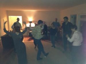 Bama dancing