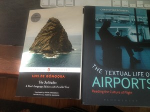Two entanglements I ordered at ASLE