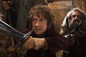 Bilbo as hero