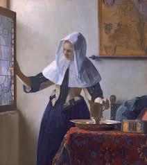 Vermeer young woman