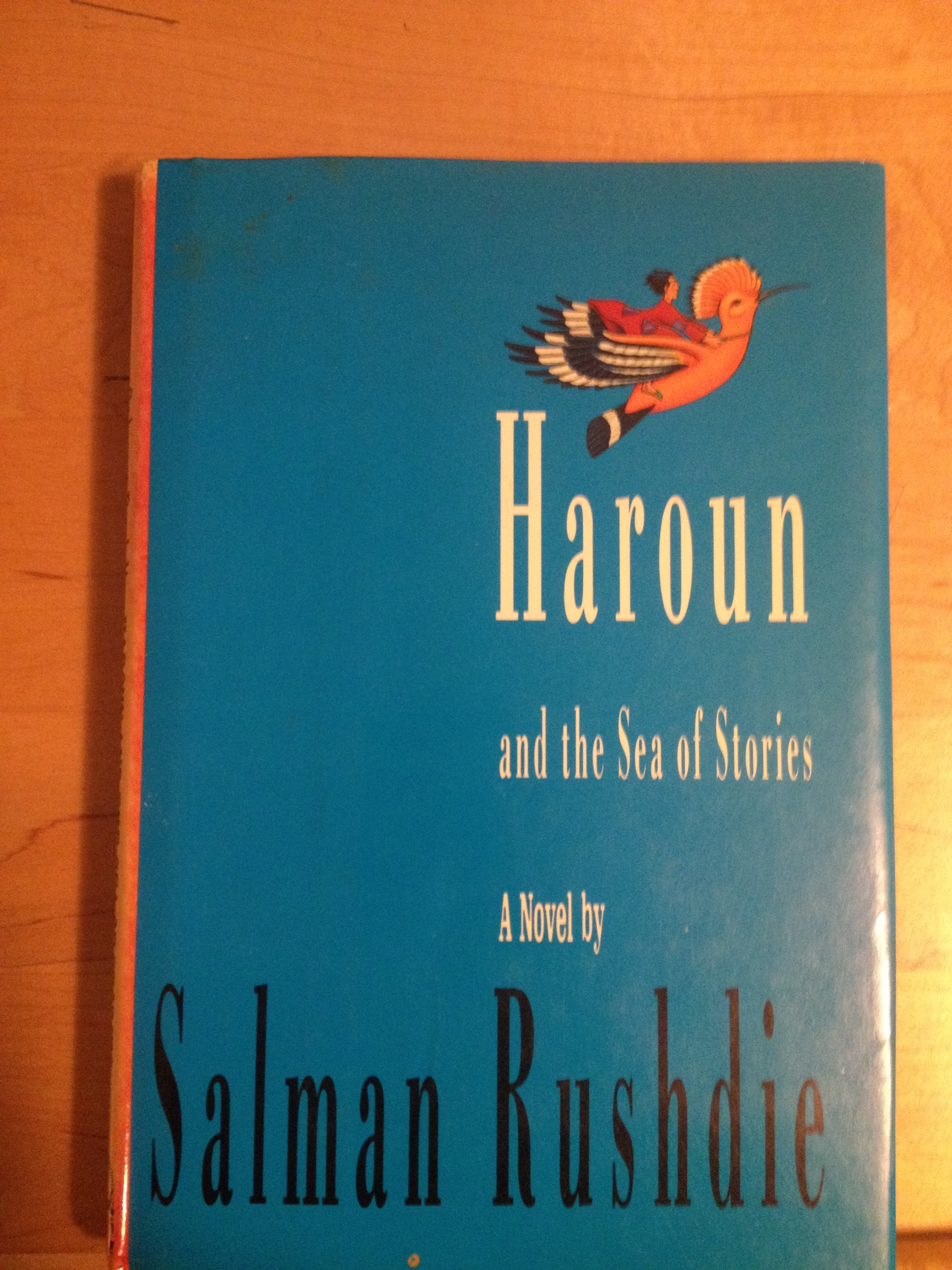 Haroun and the sea of stories essay