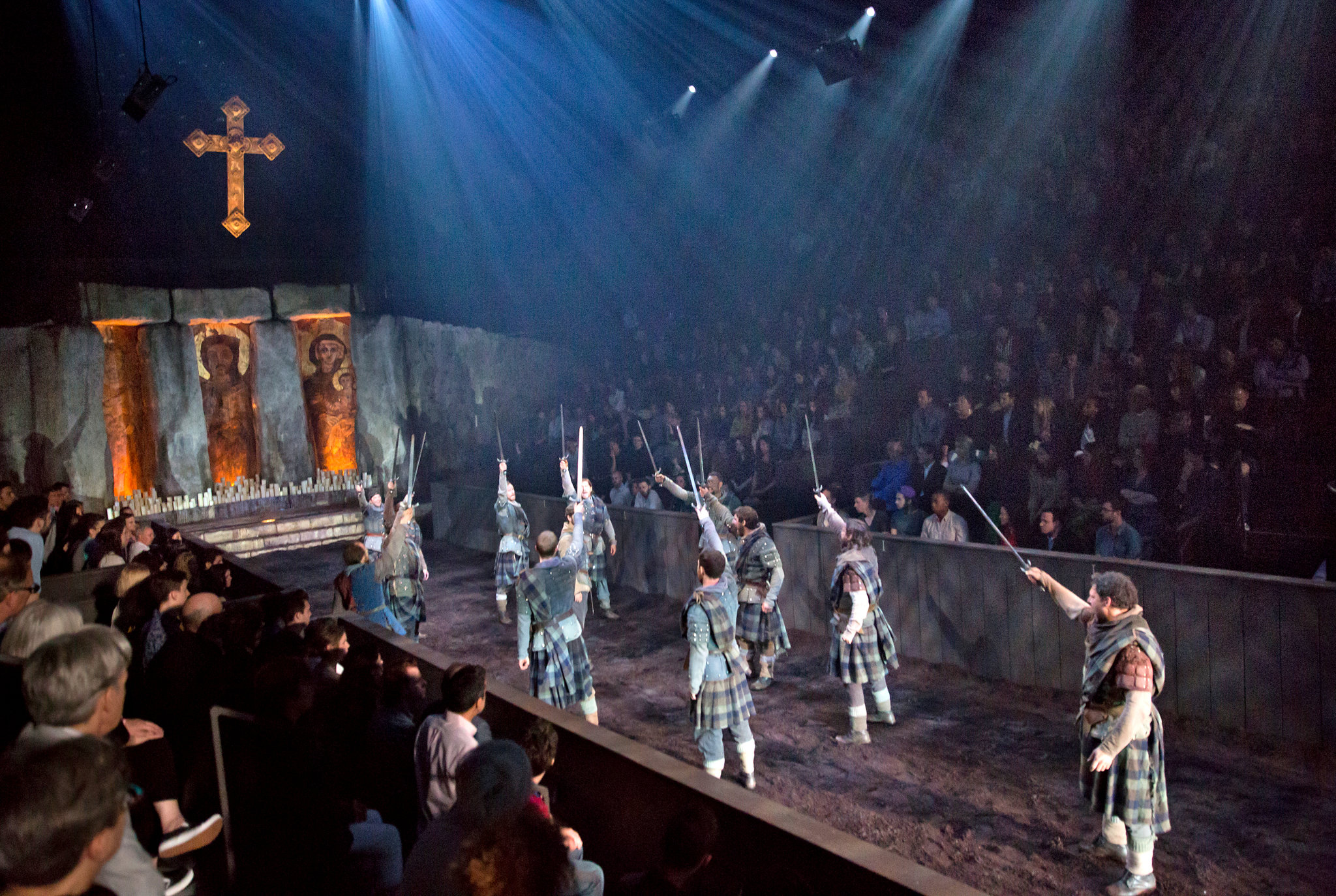 the abundance in evil occurrences in the play macbeth The major themes and motifs of 'macbeth' 'macbeth' examines the devastation that can occur when of good and evil is represented within the play as.
