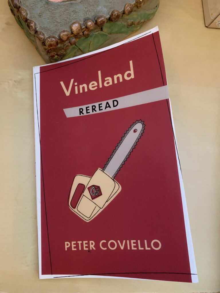 Vineland Reread by Peter Coviello